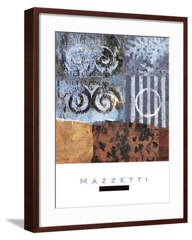 Passagio II-Alan Mazzetti-Framed Art Print