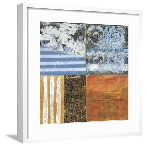 Passagio III-Alan Mazzetti-Framed Art Print