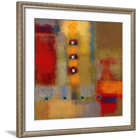 Digit I-David Belova-Framed Art Print