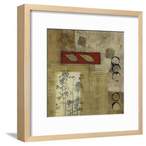 Autumn Trail III-Norm Olson-Framed Art Print