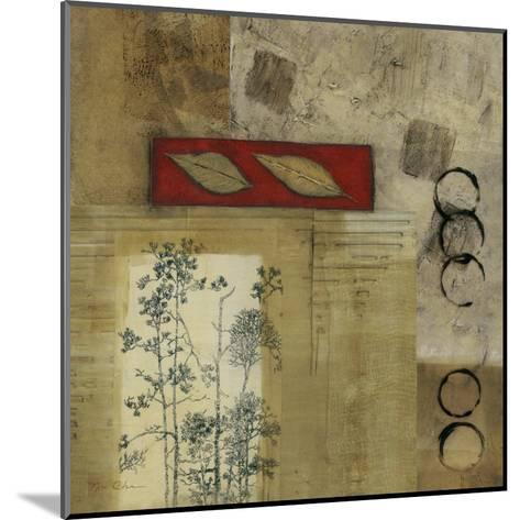 Autumn Trail III-Norm Olson-Mounted Art Print