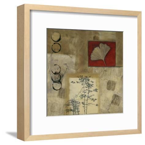 Autumn Trail IV-Norm Olson-Framed Art Print