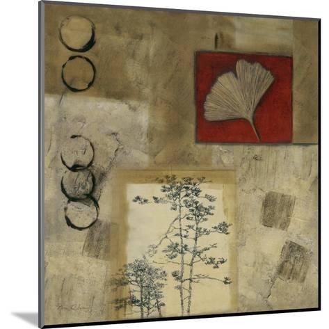 Autumn Trail IV-Norm Olson-Mounted Art Print