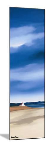 Blue Sky II-Hans Paus-Mounted Art Print