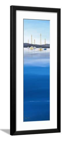 Waterline I-Hans Paus-Framed Art Print