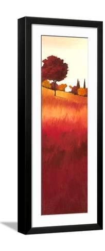 Serene I-Hans Paus-Framed Art Print