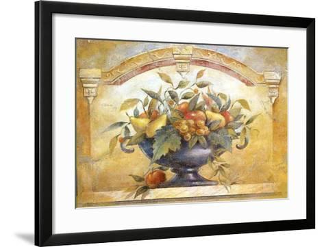 Italian Fresco II-Joaquin Moragues-Framed Art Print