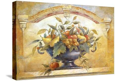 Italian Fresco II-Joaquin Moragues-Stretched Canvas Print