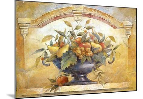 Italian Fresco II-Joaquin Moragues-Mounted Art Print