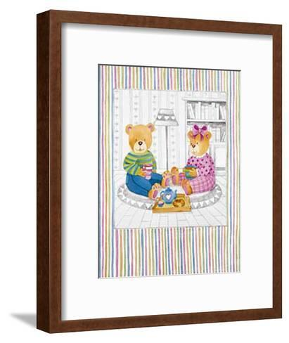 Bears Family I--Framed Art Print