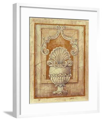 Decorative Urn I-Alexandra Bex-Framed Art Print