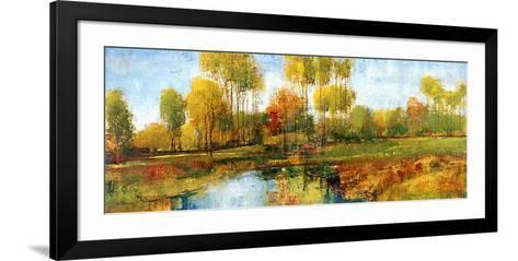 Meadowsweet-P^ Patrick-Framed Art Print