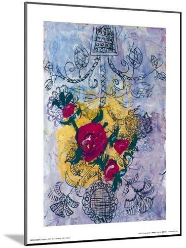 Volkskunst, c.1997-Georg Baselitz-Mounted Art Print