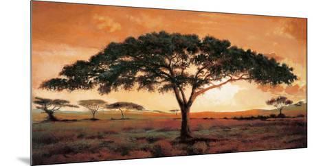 Memories of Masai Mara-Madou-Mounted Art Print