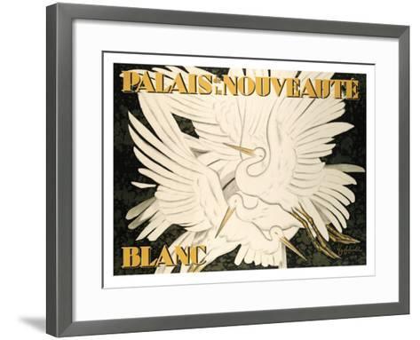 Palais de la Nouveaute-Leonetto Cappiello-Framed Art Print