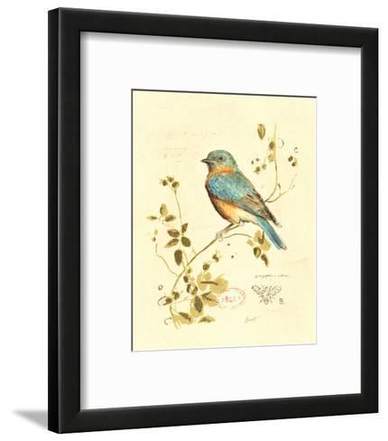 Gilded Songbird IV-Chad Barrett-Framed Art Print