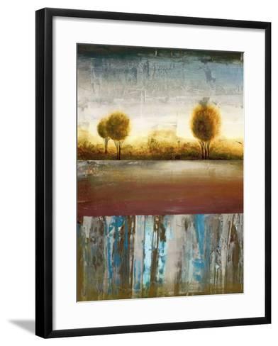 Silver Light I-Mark Davenport-Framed Art Print