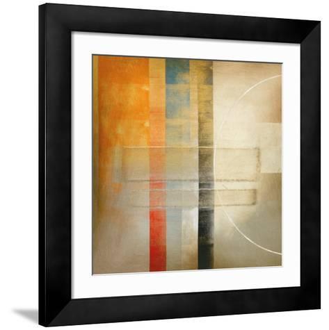 Geometrics I-Darian Chase-Framed Art Print