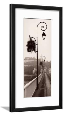 Pont de Chinon-Alan Blaustein-Framed Art Print