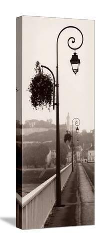 Pont de Chinon-Alan Blaustein-Stretched Canvas Print