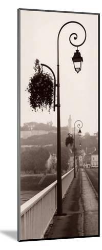 Pont de Chinon-Alan Blaustein-Mounted Art Print