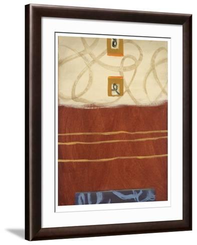 Whispers of Abundance I-Gretchen Hess-Framed Art Print