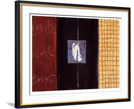 Feng Shui II-Gretchen Hess-Framed Art Print