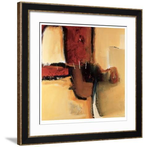 A Stitch in Time I-Sage Valentine-Framed Art Print