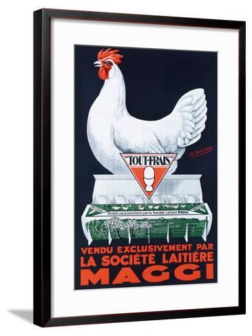Maggi-G^ Gandner-Framed Art Print