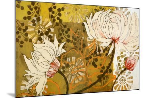 Green Linen-Kate Birch-Mounted Art Print