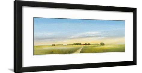 Lowlands II-Hans Paus-Framed Art Print