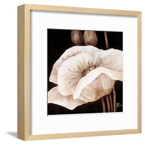 Amazing Poppies I-Jettie Roseboom-Framed Art Print