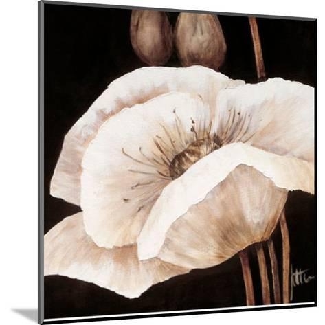 Amazing Poppies I-Jettie Roseboom-Mounted Art Print