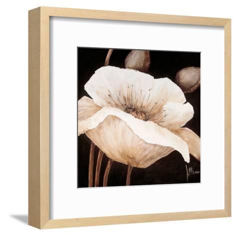 Amazing Poppies II-Jettie Roseboom-Framed Art Print