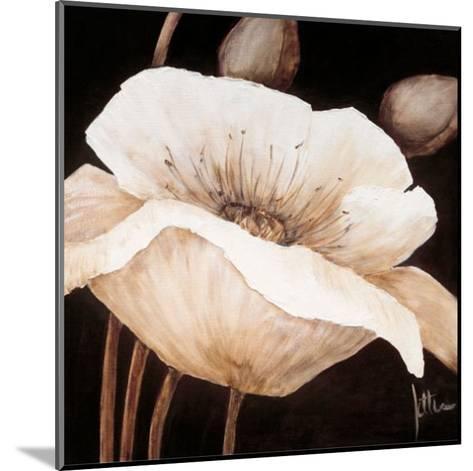 Amazing Poppies II-Jettie Roseboom-Mounted Art Print