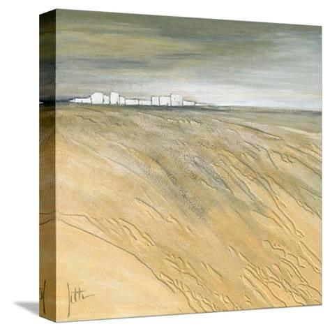 Waving Landscape I-Jettie Roseboom-Stretched Canvas Print