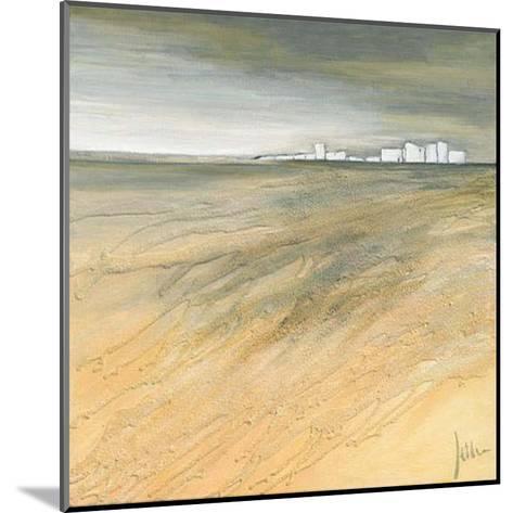 Waving Landscape II-Jettie Roseboom-Mounted Art Print