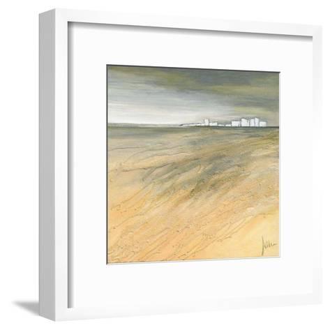 Waving Landscape II-Jettie Roseboom-Framed Art Print