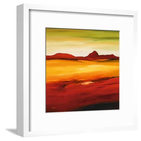 Australian Landscape II-Andre-Framed Art Print