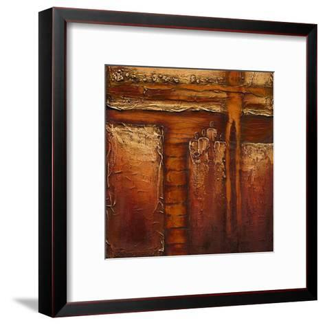 Join Together II-Liesbet Optendrees-Framed Art Print