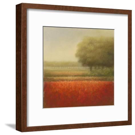 Autumn Field-Hans Dolieslager-Framed Art Print