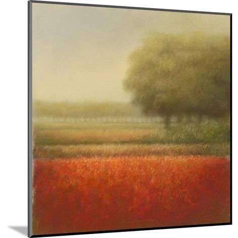 Autumn Field-Hans Dolieslager-Mounted Art Print