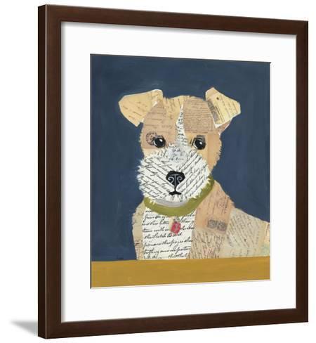Paper Trained I-Karen Dupr?-Framed Art Print