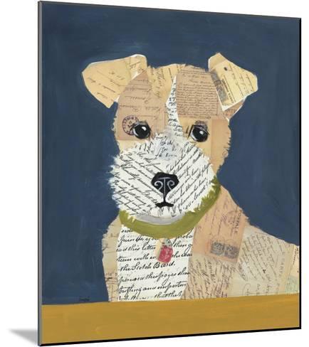 Paper Trained I-Karen Dupr?-Mounted Art Print