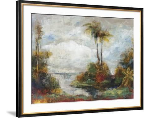 Tropical Inlet-Joel Giovanni-Framed Art Print