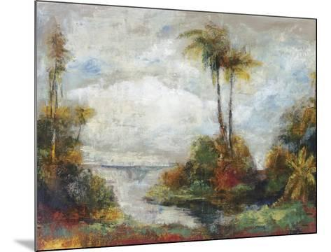 Tropical Inlet-Joel Giovanni-Mounted Art Print