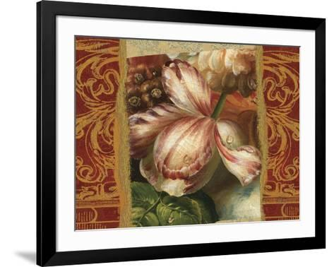 Classic Dutch Tulip-Tony Lupas-Framed Art Print