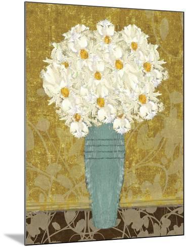Bouquet of Daisies II-Ailix Honnekker-Mounted Art Print