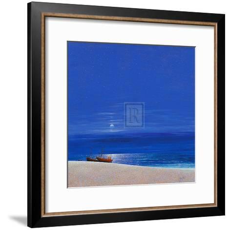 Midnight High And Dry I-Alex Jawdokimov-Framed Art Print