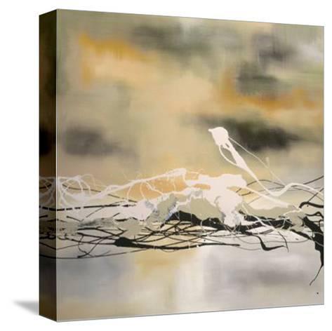 Secret Garden-Laurie Maitland-Stretched Canvas Print